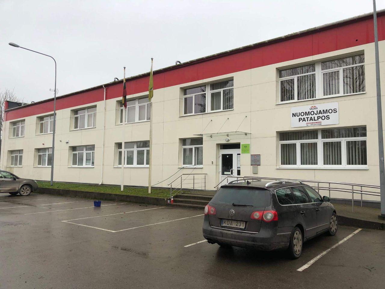 Business center – Ramuciu g. 14, Silute